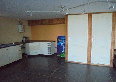 La réception avant -Projet de Home Staging d'une maison à vendre - Ile de La Réunion - 974