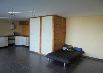 Le salon avant - Projet de Home Staging d'une maison à vendre - Ile de La Réunion - 974