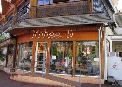 Le magasin Soline, avant l'intervention de l'Agence Tohana