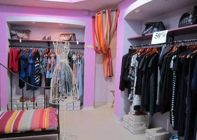 Le magasin Soline, avant notre intervention