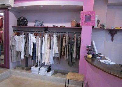 La magasin Soline, avant l'intervention de l'Agence Tohana
